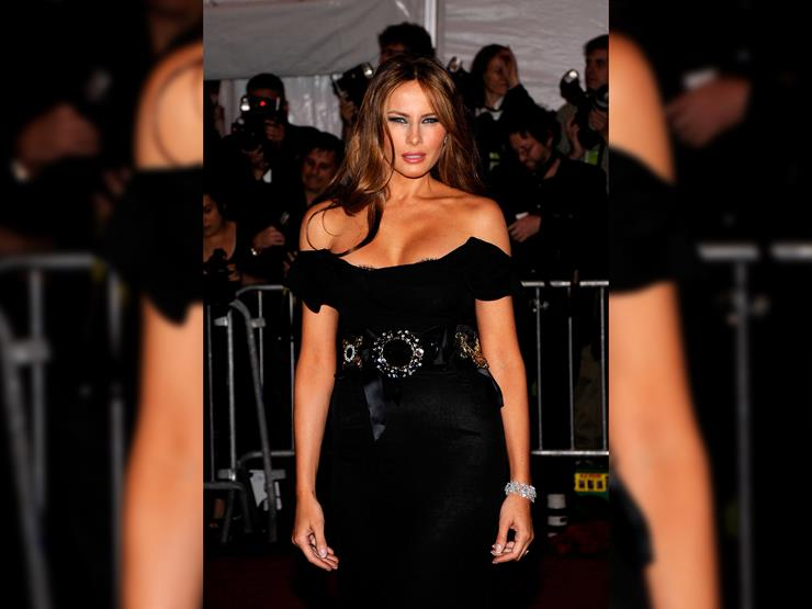 """NEW YORK - MAY 04:  Melania Trump attends """"The Model as Muse: Embodying Fashion"""" Costume Institute Gala at The Metropolitan Museum of Art on May 4, 2009 in New York City.  (Photo by Larry Busacca/Getty Images) *** Local Caption *** Melania Trump"""