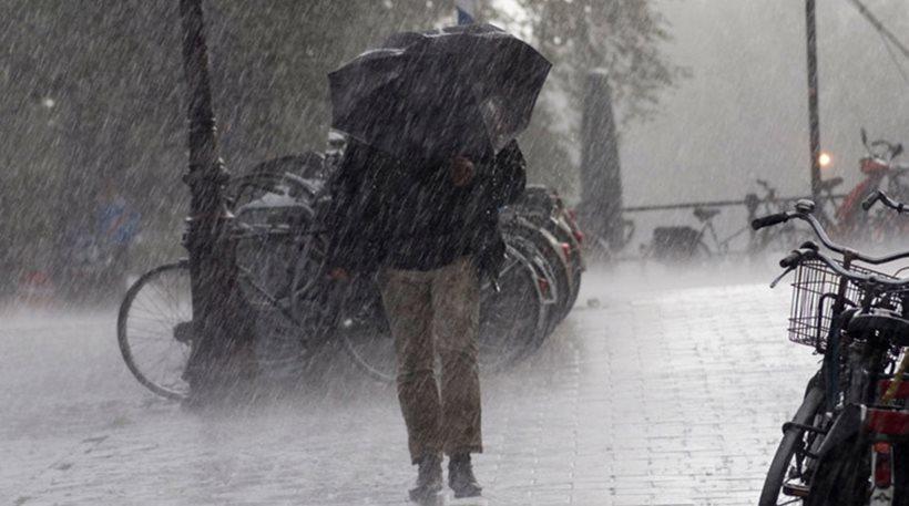 Έκτακτο δελτίο ΕΜΥ: Ιούλιος με καταιγίδες και χαλάζι