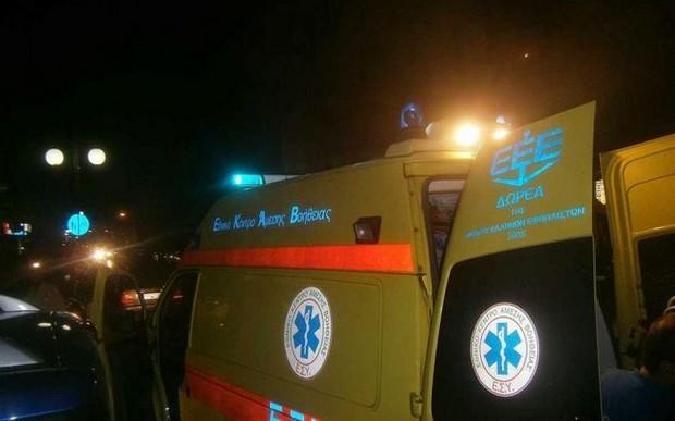 Νεκρό 4χρονο αγοράκι που έπεσε από καρότσα φορτηγού