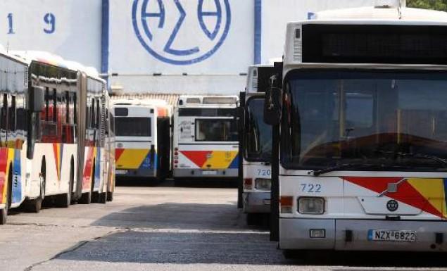 Έσπασε τζάμι πόρτας λεωφορείου λόγω υπερπληρότητας