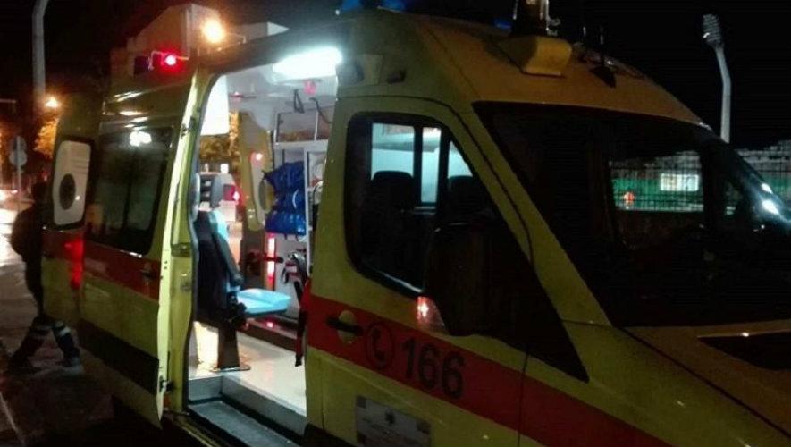 Θεσσαλονίκη: Ι.Χ. συγκρούστηκε με μηχανή της ΕΛ.ΑΣ.