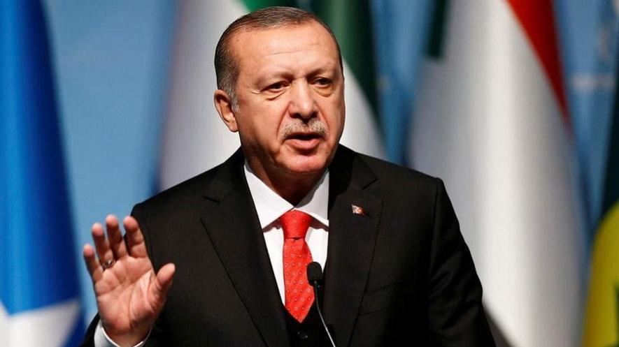 Νέα πρόκληση Ερντογάν