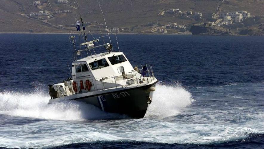 Μυτιλήνη: Τουρκικό σκάφος παρενόχλησε περιπολικό του ελληνικού Λιμενικού