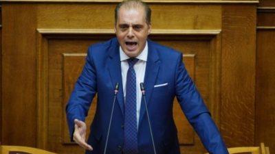 «Υπηρέτες του Ολυμπιακού Αυγενάκης και Νέα Δημοκρατία»