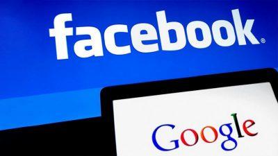 Facebook και Google απειλούν τα ανθρώπινα δικαιώματα