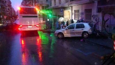 Θεσσαλονίκη: Άγνωστος προκάλεσε πανικό και έφυγε!