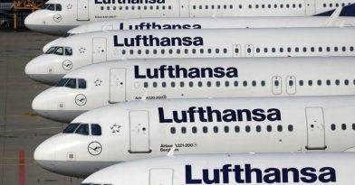 Κορωνοϊός: Η Lufthansa χάνει 1 εκ. ευρώ κάθε ώρα!