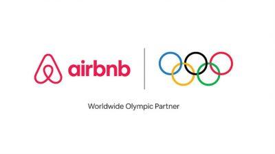Χορηγός στους Ολυμπιακούς Αγώνες η Airbnb!