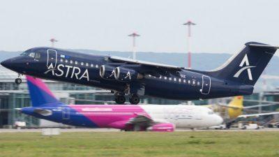 Η Astra για την αναστολή των πτήσεων!