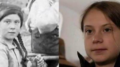 Γκρέτα Τούνμπεργκ: Ήρθε από το 1898;