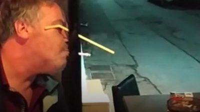 Η ευρηματική πατέντα του Έλληνα καπνιστή στις Σέρρες (video)