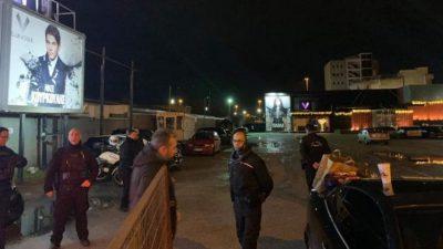Τηλεφώνημα για βόμβα σε κέντρο που εμφανίζονται Πάολα-Κουρκούλης