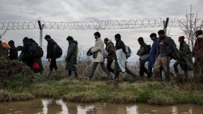 Μεταναστευτικό: Αυξάνονται οι αφίξεις από τον Έβρο