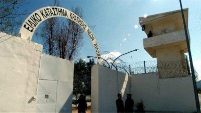 Άγρια συμπλοκή στις φυλακές Αυλώνα