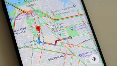 Σημαντική προσθήκη στο Google Maps