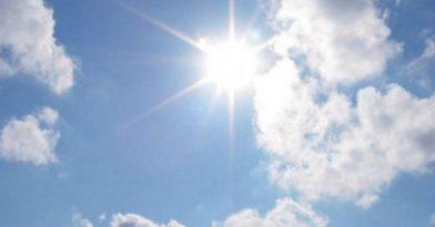 Καιρός: Αύξηση της θερμοκρασίας