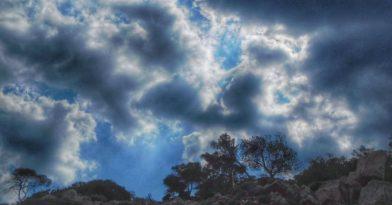 Ισχυροί βοριάδες, τοπικές καταιγίδες και θερμοκρασία σε άνοδο