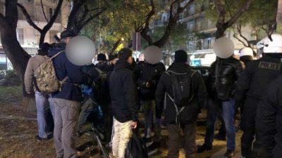 Δύο συλλήψεις μετά την πορεία στη μνήμη του Αλ. Γρηγορόπουλου