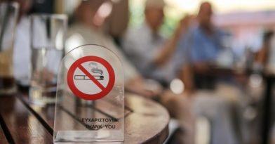 Στο ΣτΕ καταστηματάρχες για τον αντικαπνιστικό
