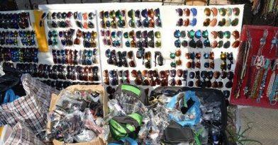 Θεσσαλονίκη: κατασχέθηκαν πάνω 41.000 προϊόντα