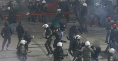 Έξι συλλήψεις οπαδών του Ολυμπιακού