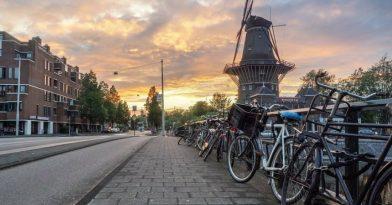 Ο Δήμος του Άμστερνταμ κάνει δώρα!