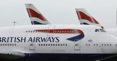 SOS σε πτήση Αθήνα-Λονδίνο: Έπεσαν μάσκες οξυγόνου