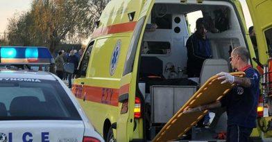Τροχαίο δυστύχημα στη Θεσσαλονίκη!