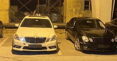 Διακινούσαν μετανάστες με πολυτελή αυτοκίνητα στη Θεσσαλονίκη