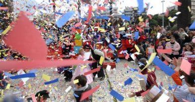 Έρχεται η πρώτη παρέλαση καρναβαλιού στη Θεσσαλονίκη