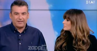 Ο Γιώργος Λιάγκας επέστρεψε μετά την τιμωρία (video)