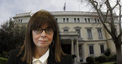 Με 261 ψήφους νέα ΠτΔ η Αικατερίνη Σακελλαροπούλου