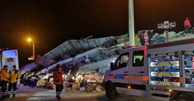 Τουρκία: Στους 19 οι νεκροί, 30 εγκλωβισμένοι στα χαλάσματα