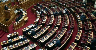Ο ΣΥΡΙΖΑ ζήτά ονομαστική ψηφοφορία στην τροπολογία