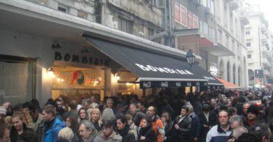 Η Θεσσαλονίκη… τίμησε τον Ολυμπιακό (video)
