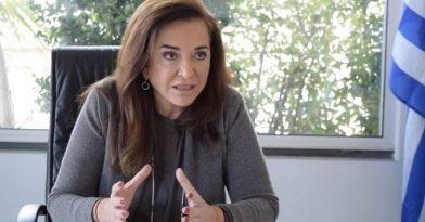 Η Ντόρα Μπακογιάννη απάντησε για Τέρη Χρυσό! (video)
