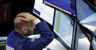 Ο κοροναϊός «βούλιαξε» τη Wall Street