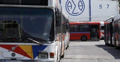 ΟΑΣΘ: Επιβάτες λεωφορείου πιάστηκαν στα χέρια!