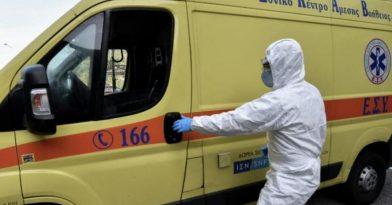 29ος νεκρός από κορονοϊό στην Ελλάδα