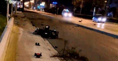Τι κατέθεσε η συνοδηγός της μαύρης Corvette