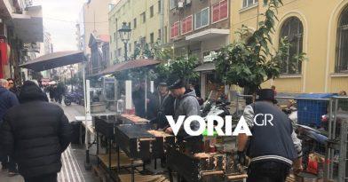 Θεσσαλονίκη: Πήραν… φωτιά οι ψησταριές! (video)