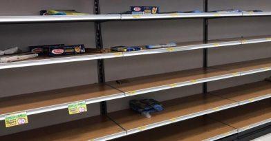 Άδειασαν τα σούπερ μάρκετ στην Ιταλία