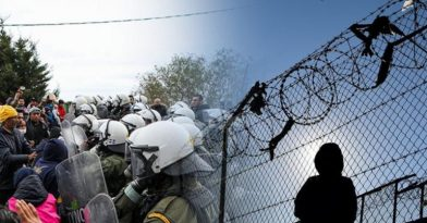 Μπλόκο σε όλες τις ροές μεταναστών