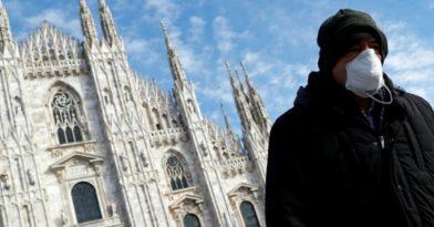 Κορονοϊός: 542 νεκροί στην Ιταλία σε μια ημέρα – 17.669 συνολικά