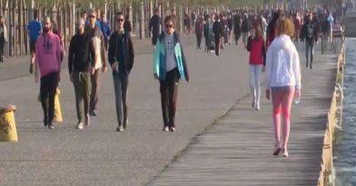 Πάλι γεμάτη η Παραλία Θεσσαλονίκης! (video)