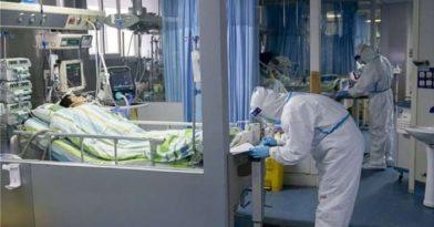 Απεβίωσε 76χρονη που νοσηλευόταν για κορονοϊό στη Λέσβο