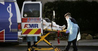 ΗΠΑ: 630 νεκροί μέσα σε 24 ώρες στη Νέα Υόρκη