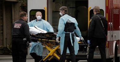 Ραγδαία αύξηση θανάτων στις ΗΠΑ