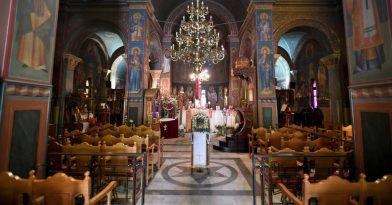 Χαλαρώνουν τα μέτρα και στις εκκλησίες