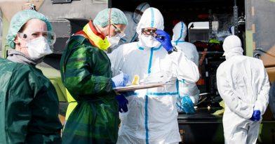 Κορονοϊός: Νέο σοκ στη Γαλλία – 499 νεκροί σε 24 ώρες